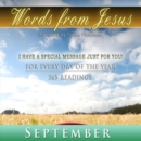 Words from Jesus : September - eAudiobook