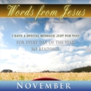 Words from Jesus : November - eAudiobook