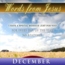 Words from Jesus : December - eAudiobook