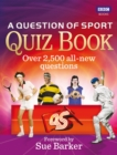 A Question of Sport Quiz Book - Book