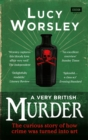 A Very British Murder - Book