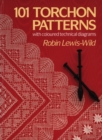 101 Torchon Patterns : with coloured technical diagrams - eBook