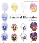 Botanical Illustration for Beginners : A Step-by-Step Guide - Book