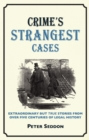 Crime's Strangest Cases - eBook