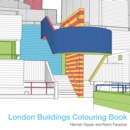 London Buildings Colouring Book - Book