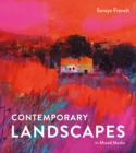 Contemporary Landscapes in Mixed Media - Book