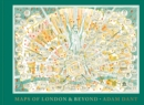 Maps of London and Beyond - Book