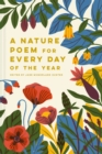 A Nature Poem for Every Day of the Year - Book