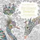 Millie Marotta's Brilliant Beasts : A collection for colouring adventures - Book