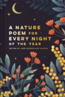 A Nature Poem for Every Night of the Year - Book