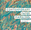 Contemporary Paper Marbling : Design and Technique - eBook