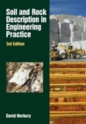 Soil and Rock Description in Engineering : 3rd edition - Book