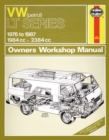 VW Lt Petrol Vans & Light Trucks (76 - 87) Up To E - Book