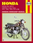 Honda Cd/Cm185 200T & Cm250C 2-Valve Twins (77 - 85) - Book