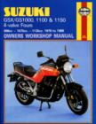 Suzuki Gs/GSX1000, 1100 & 1150 4-Valve Fours (79 - 88) - Book