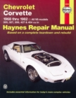 Chevrolet Corvette (68 - 82) - Book