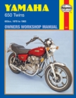 Yamaha 650 Twins (70 - 83) - Book
