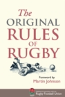 The Original Rules of Rugby - Book