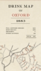 Drink Map of Oxford - Book