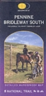 Pennine Bridleway : Derbyshire to South Pennines - Book