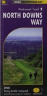 North Downs Way XT40 : Route Map - Book