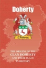 Doherty : The Origins of the Doherty Family and Their Place in History - Book