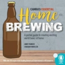 CAMRA's Essential Home Brewing : a pocket guide to creating world beers at home - Book