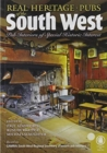 Real heritage Pubs of the Southwest : Pub interiors of special historic interest - Book