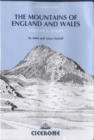 The Mountains of England and Wales: Vol 1 Wales - Book