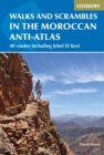 Walks and Scrambles in the Moroccan Anti-Atlas : Tafraout, Jebel El Kest, Ait Mansour, Ameln Valley, Taskra and Tanalt - Book