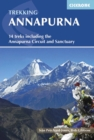 Annapurna : 14 treks including the Annapurna Circuit and Sanctuary - Book