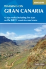 Walking on Gran Canaria : 45 day walks including five days on the GR131 coast-to-coast route - Book