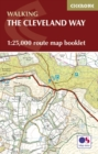 The Cleveland Way Map Booklet : 1:25,000 OS Route Mapping - Book
