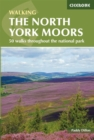The North York Moors : 50 walks in the National Park - Book