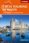 Cycle Touring in Wales : A two-week circuit and shorter tours - Book