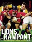 Rampant Pride : The Lions in Australia 2013 - Book