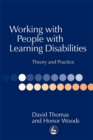 Working with People with Learning Disabilities : Theory and Practice - Book