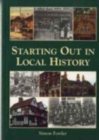 Starting Out in Local History - Book