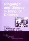 Language and Literacy in Bilingual Children - eBook