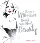 Things a Woman Should Know About Beauty - Book