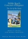 Pebble Beach Concours D'Elegance : The Art of the Poster - Book