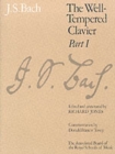 The Well-Tempered Clavier, Part I : [paper cover] - Book