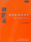 Harmony in Practice - Book