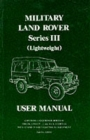 Land Rover Series 3 Military Lightweight Handbook - Book