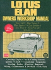Lotus Elan Owners Workshop Manual 1962-74 - Book