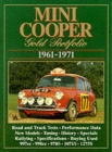 Mini Cooper Gold Portfolio, 1961-71 - Book