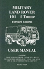 Land Rover Military 101 1 Tonne Handbook - Book