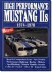Mustang II High Performance 1974-78 - Book