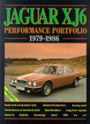 Jaguar XJ6 Series 3 Performance Portfolio 1979-1986 - Book