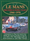 Le Mans : The Ford and Matra Years, 1966-74 - Book